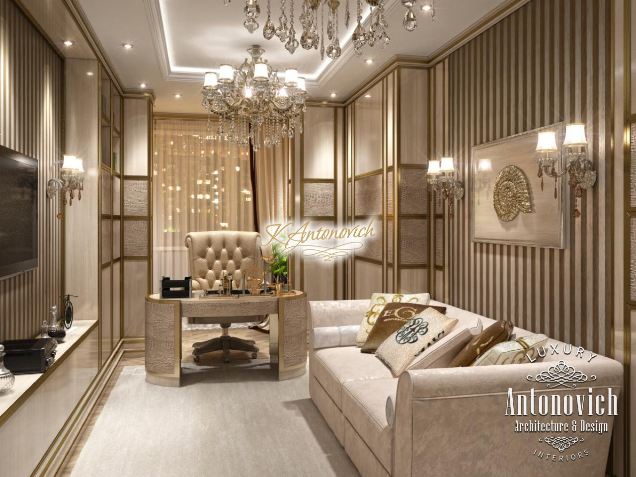 Best Elegant Apartment Interior Design Dubai This Month Original 1024 x 768
