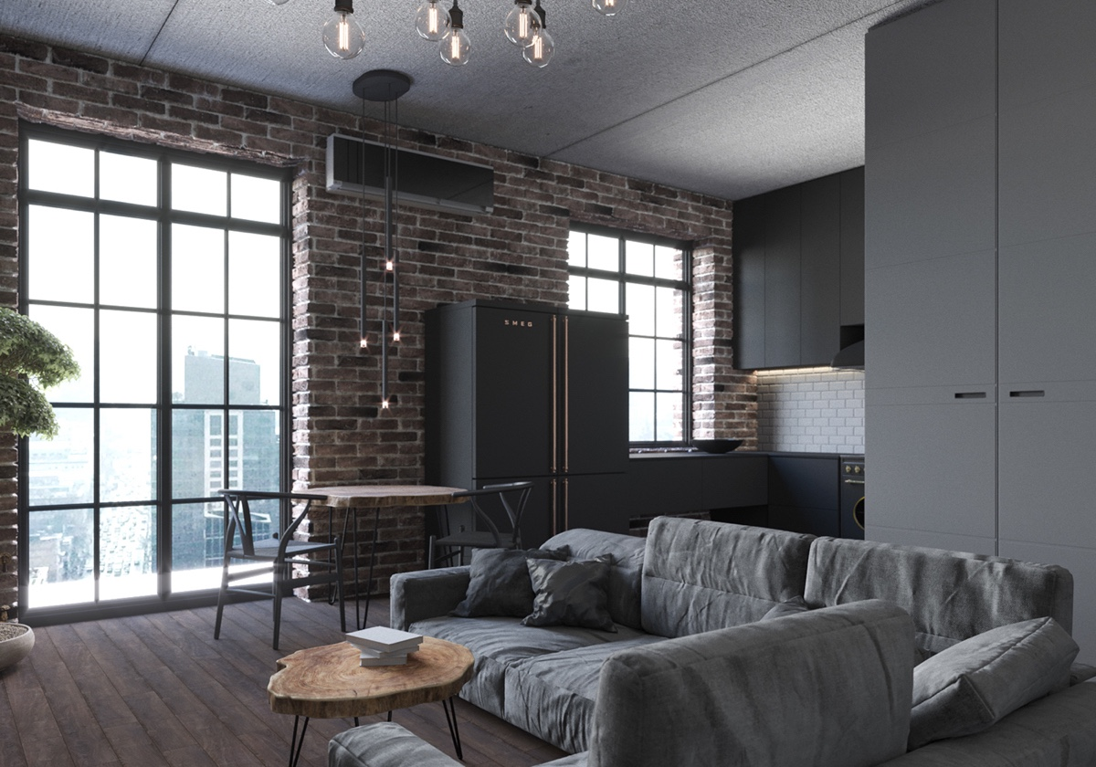 Best Chic Small Studio Apartment Use A Space Splendidly To Make This Month