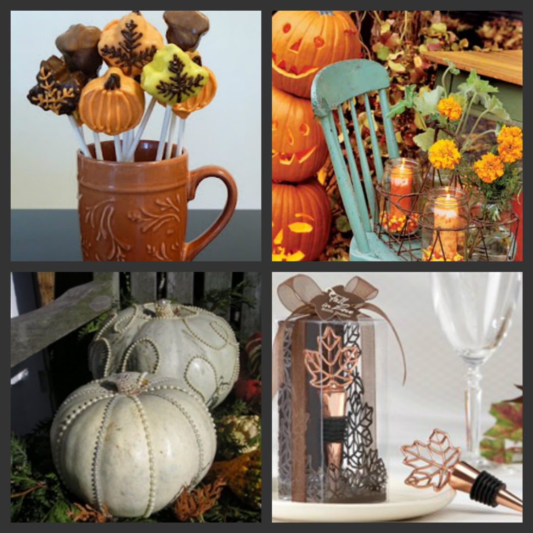 Best Weddings Are Fun Blog Autumn Themed Wedding Shower Ideas This Month
