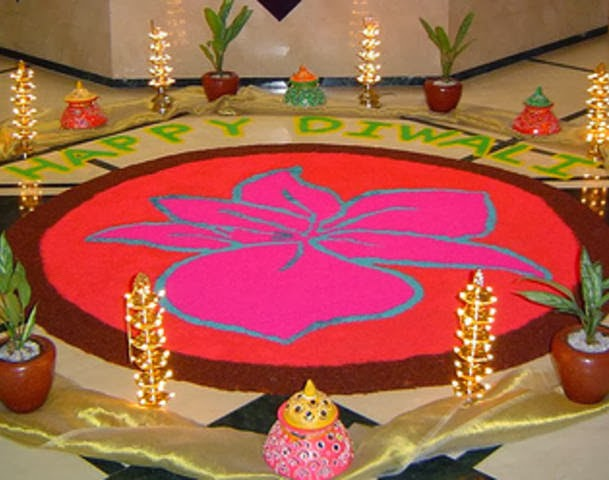 Best Diwali 2013 Decoration Ideas For Home Office Diwali This Month