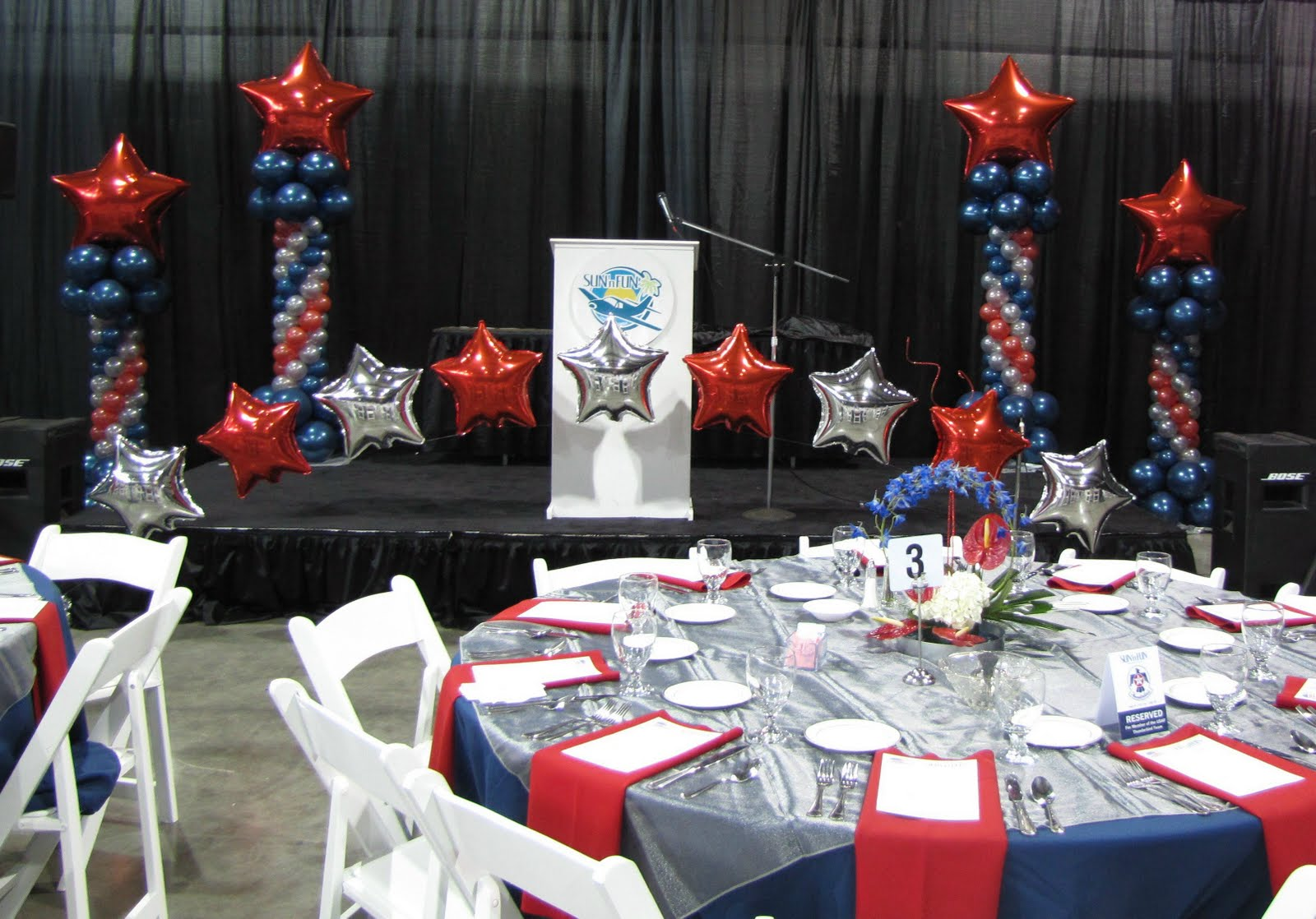 Best Party People Event Decorating Company Sun And Fun 2010 This Month