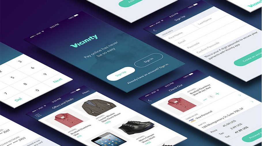 Best 10 Latest Mobile App Interface Designs For Your Inspiration This Month