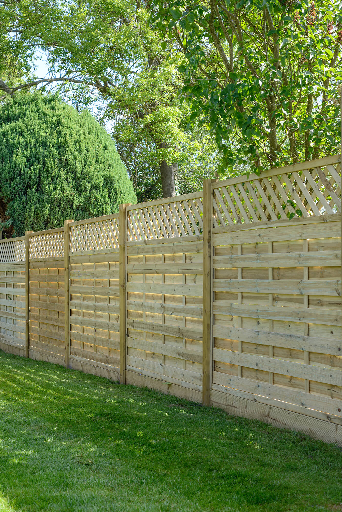 Best Garden Fencing Fence Panels Decorative Fencing This Month