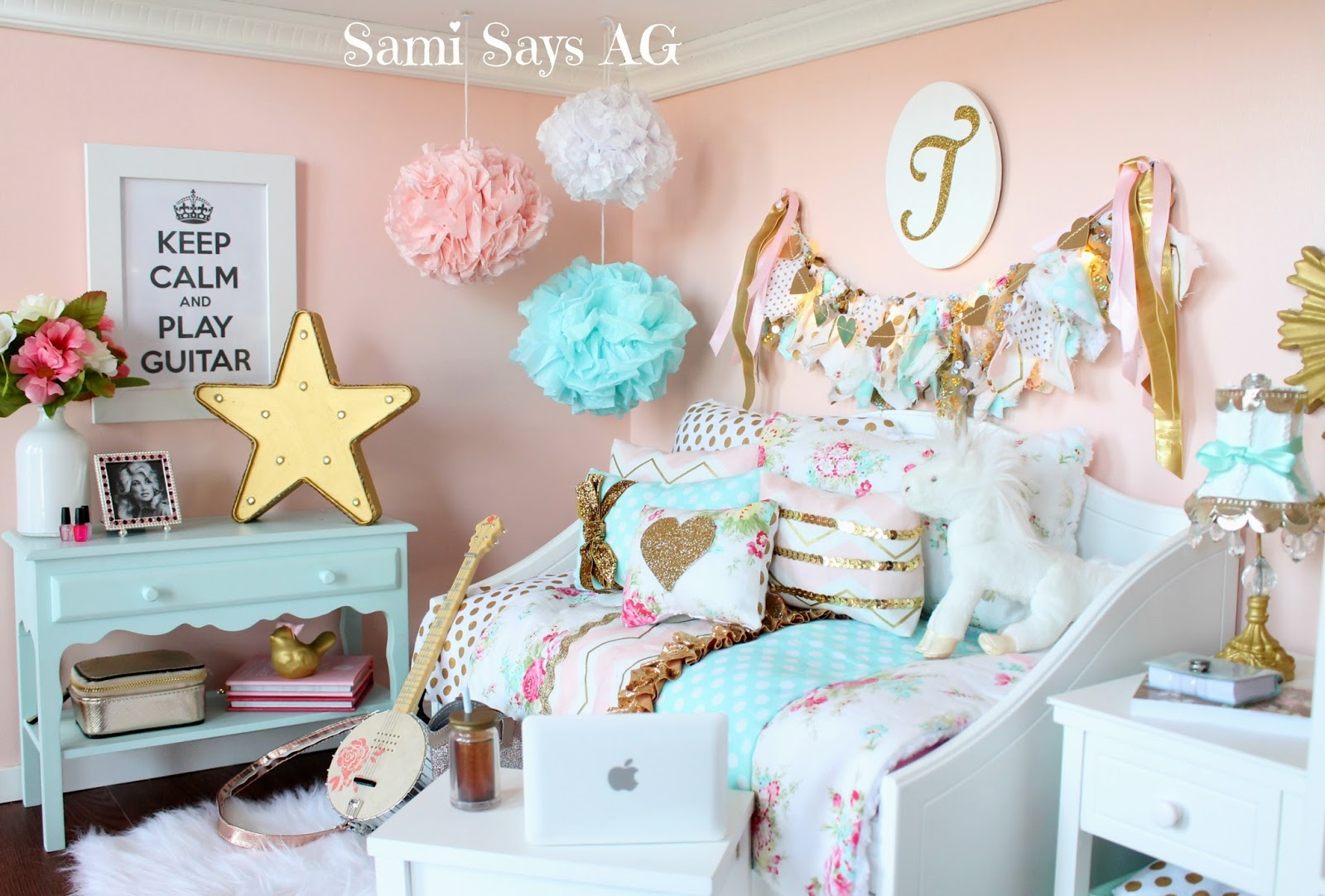 Best Sami Says Ag American Girl Tenney Grant S Doll House Room This Month