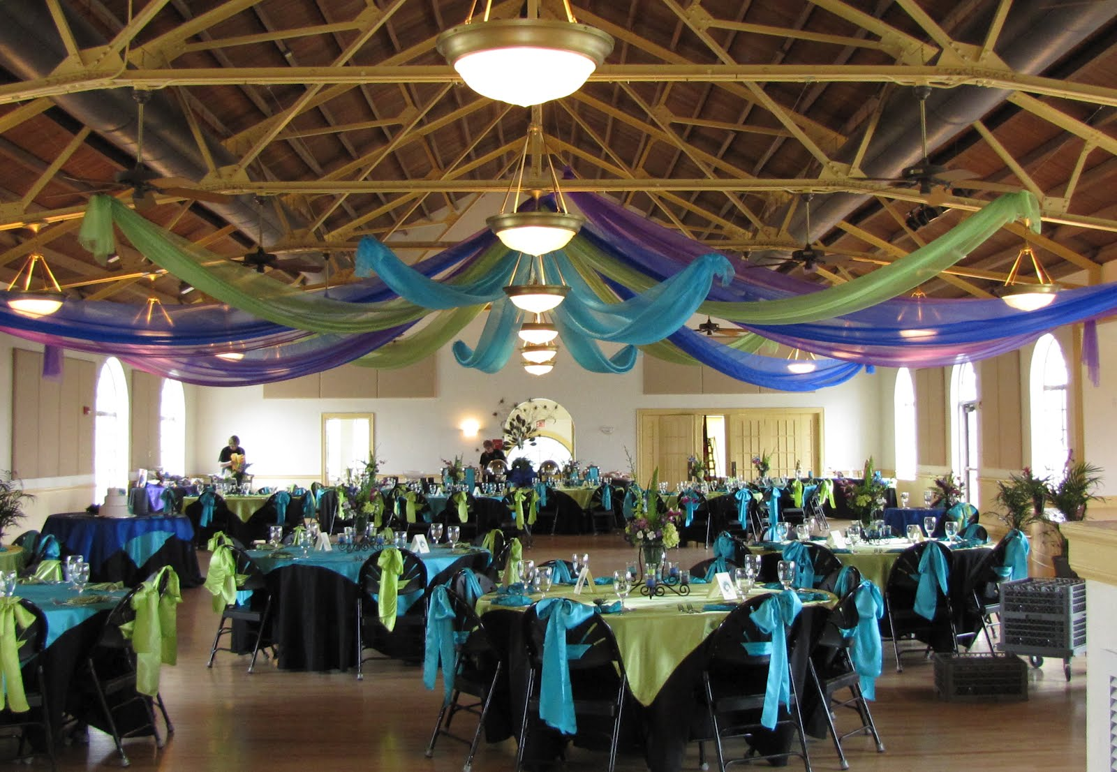 Best Party People Event Decorating Company Peacock Wedding This Month