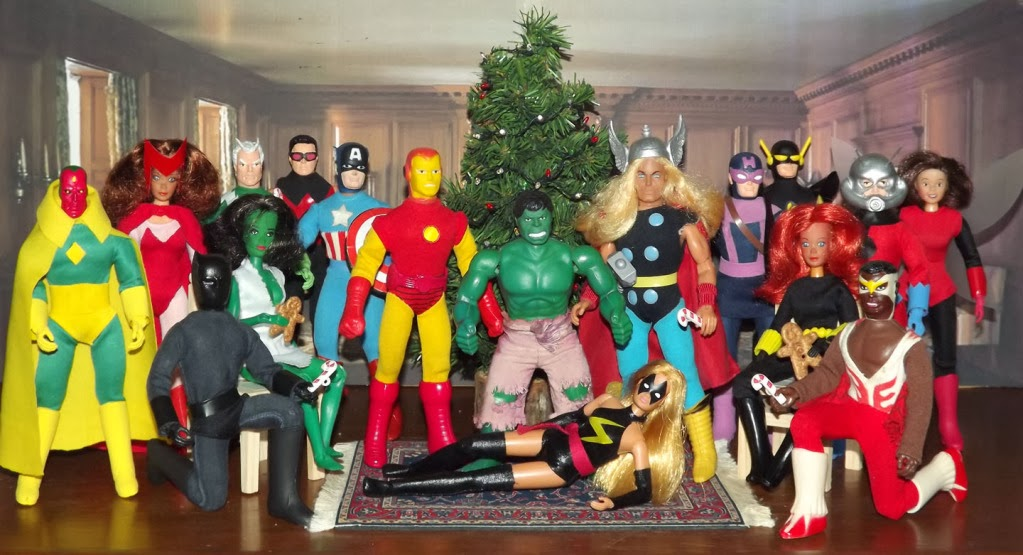 Best The Peerless Power Of Comics Season S Greetings From This Month