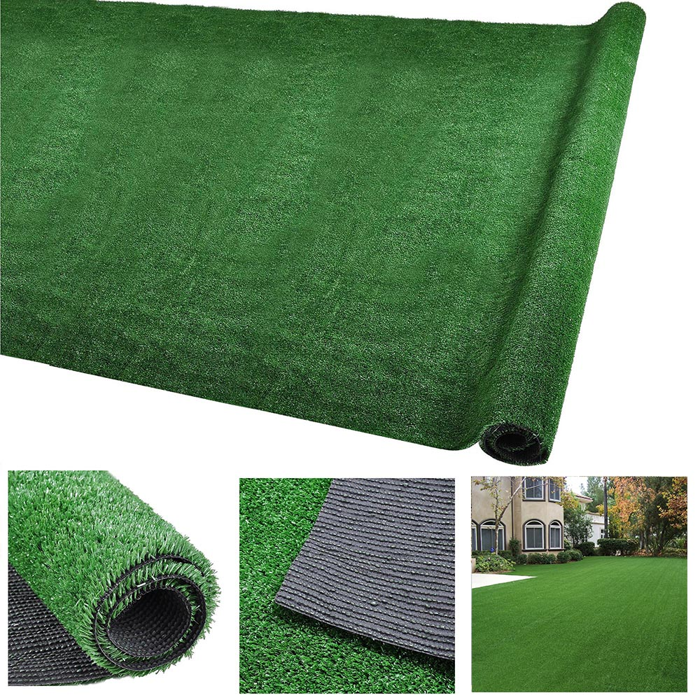 Best Artificial Grass Mat Synthetic Landscape Fake Turf Lawn This Month
