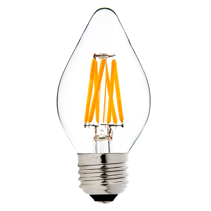 Best F15 Led Filament Bulb 40 Watt Equivalent Led Chandelier This Month