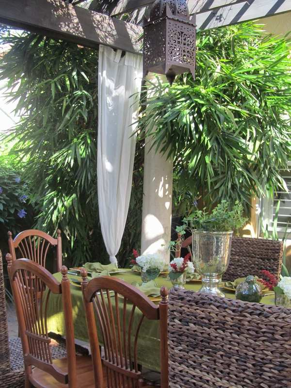 Best Fascinating Garden Decoration With Moroccan Lanterns This Month