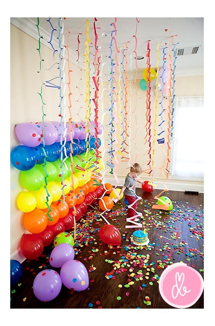 Best It S Written On The Wall Fabulous Party Decorations For This Month
