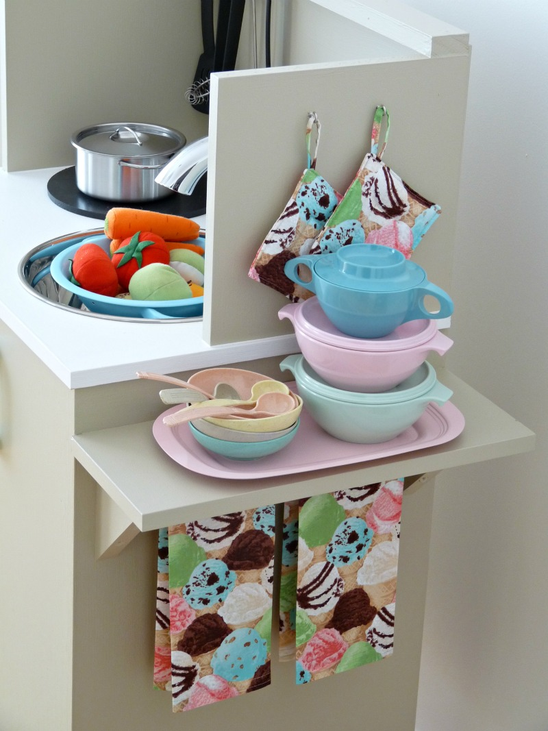 Best Diy Play Kitchen Before And After Diy Show Off ™ Diy This Month