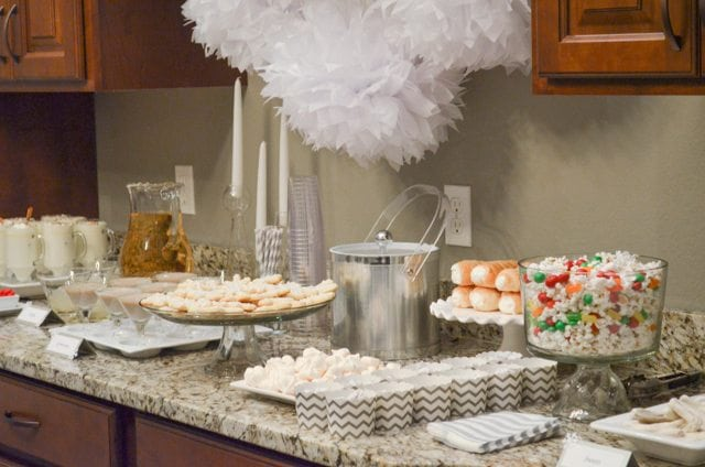 Best All White Christmas Party Ideas And Decorations Fantabulosity This Month
