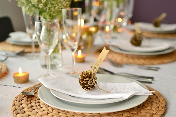 Best 28 Christmas Dinner Table Decorations And Easy Diy Ideas This Month