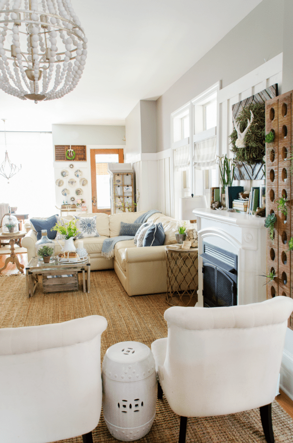 Best 4 Tips For Refreshing Your Living Room For Spring With This Month