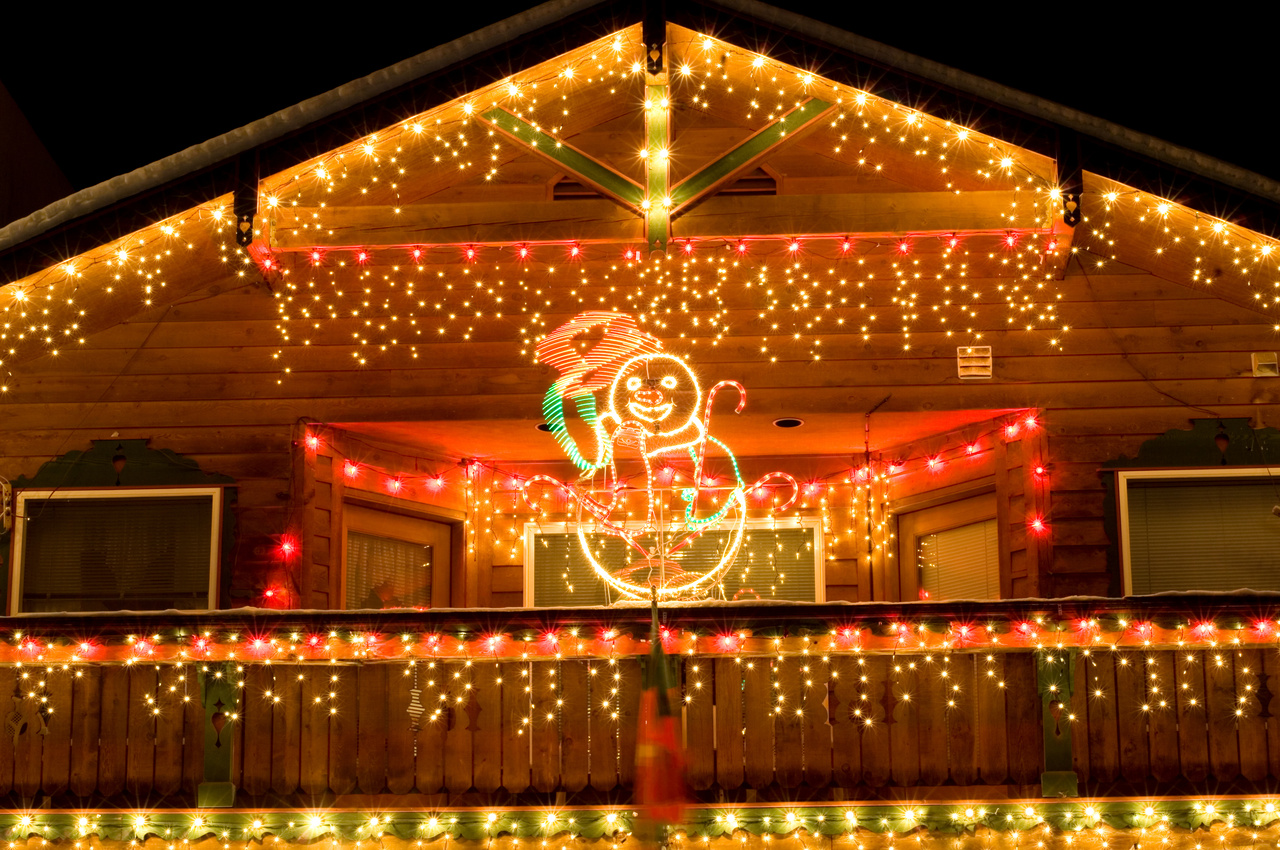 Best Outdoor Christmas Décor This Month