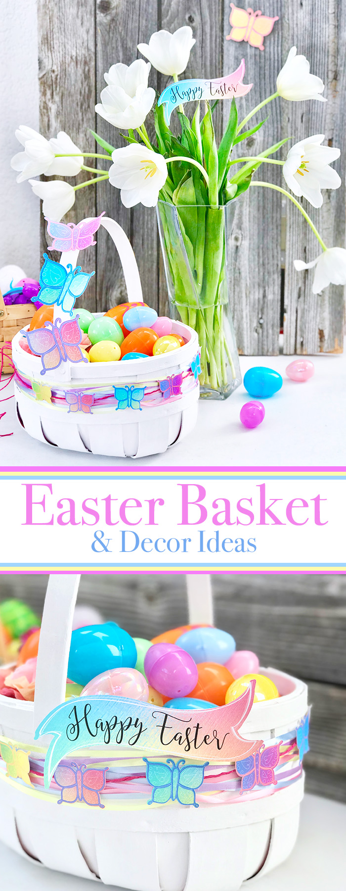 Best Diy Easter Basket And Decor Ideas The Country Chic Cottage This Month