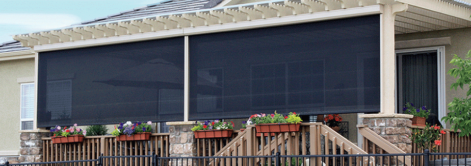 Best Enhance Your Summer With Exterior Screen Shades This Month
