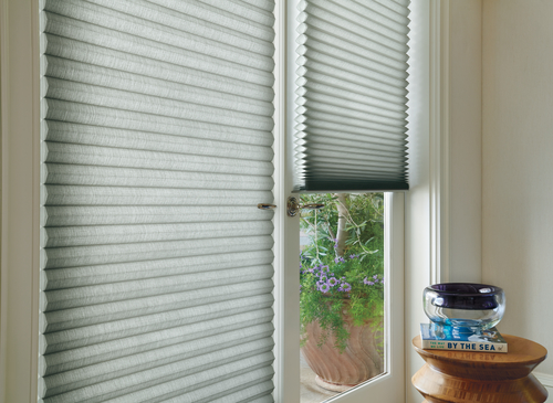 Best Duette Honeycomb Shades French Door Shades By Bazaar Home This Month