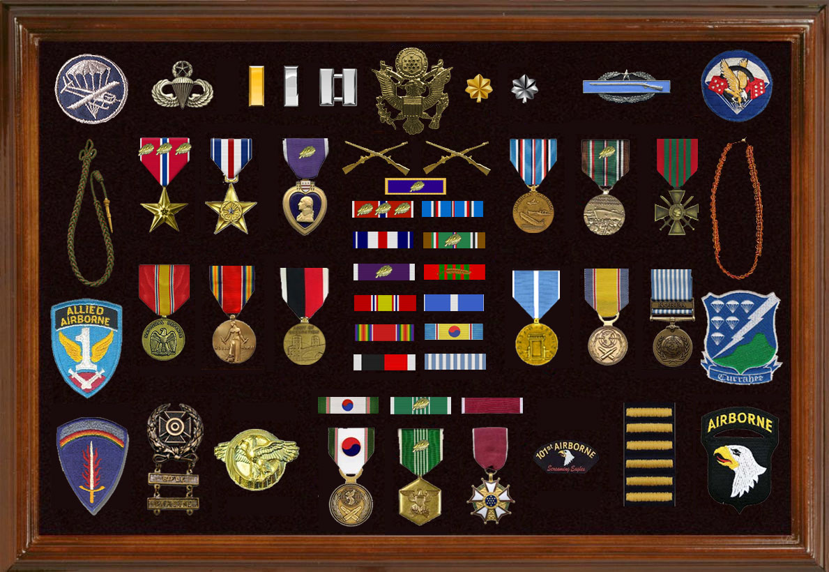 Best Citations Medals Decorations Lieutenant Colonel This Month