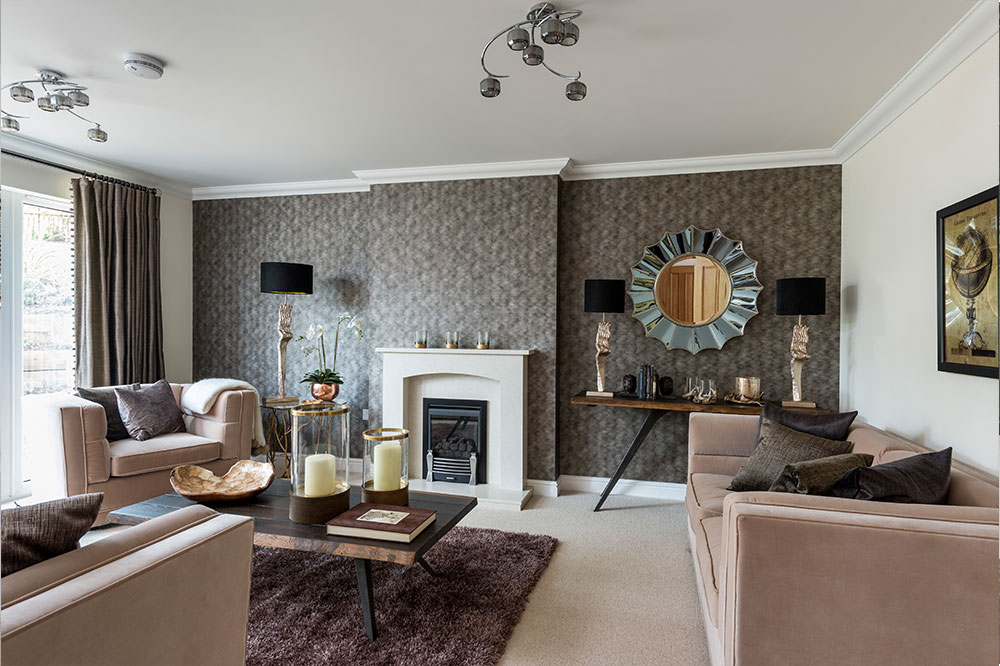 Best New Show Home Showcases Work Of Renowned Interior Stylist This Month
