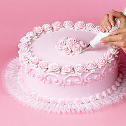 Best How To Add Tuk N Ruffle To Cake Boards Wilton This Month