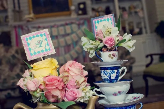 Best The Best Diy Alice In Wonderland Tea Party Ideas On A This Month