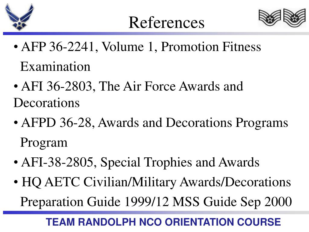 Best Air Force Awards And Decorations Abbreviations This Month