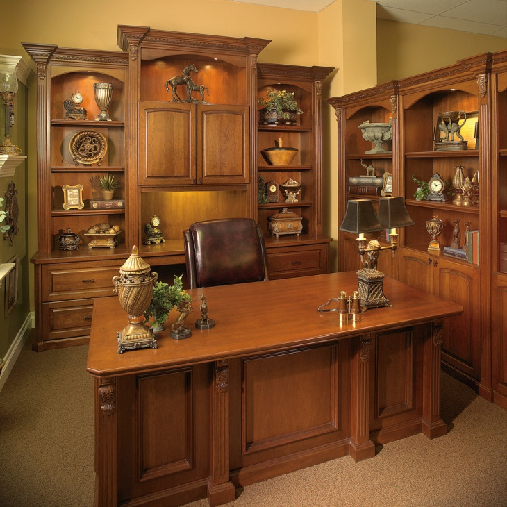 Best 17 Executive Office Designs Decorating Ideas Design This Month
