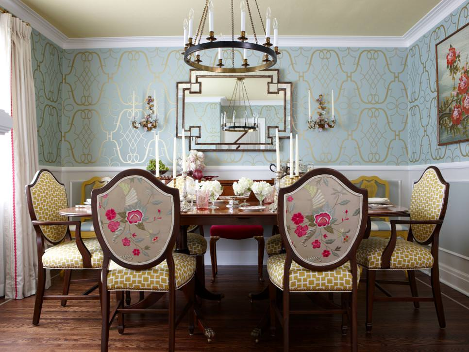 Best 24 Elegant Dining Room Designs Decorating Ideas Design This Month