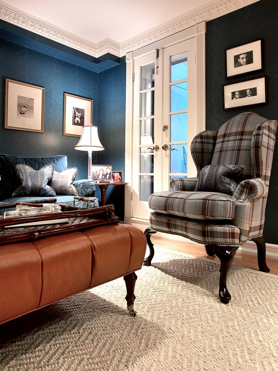 Best 20 Blue And Brown Living Room Designs Decorating Ideas This Month