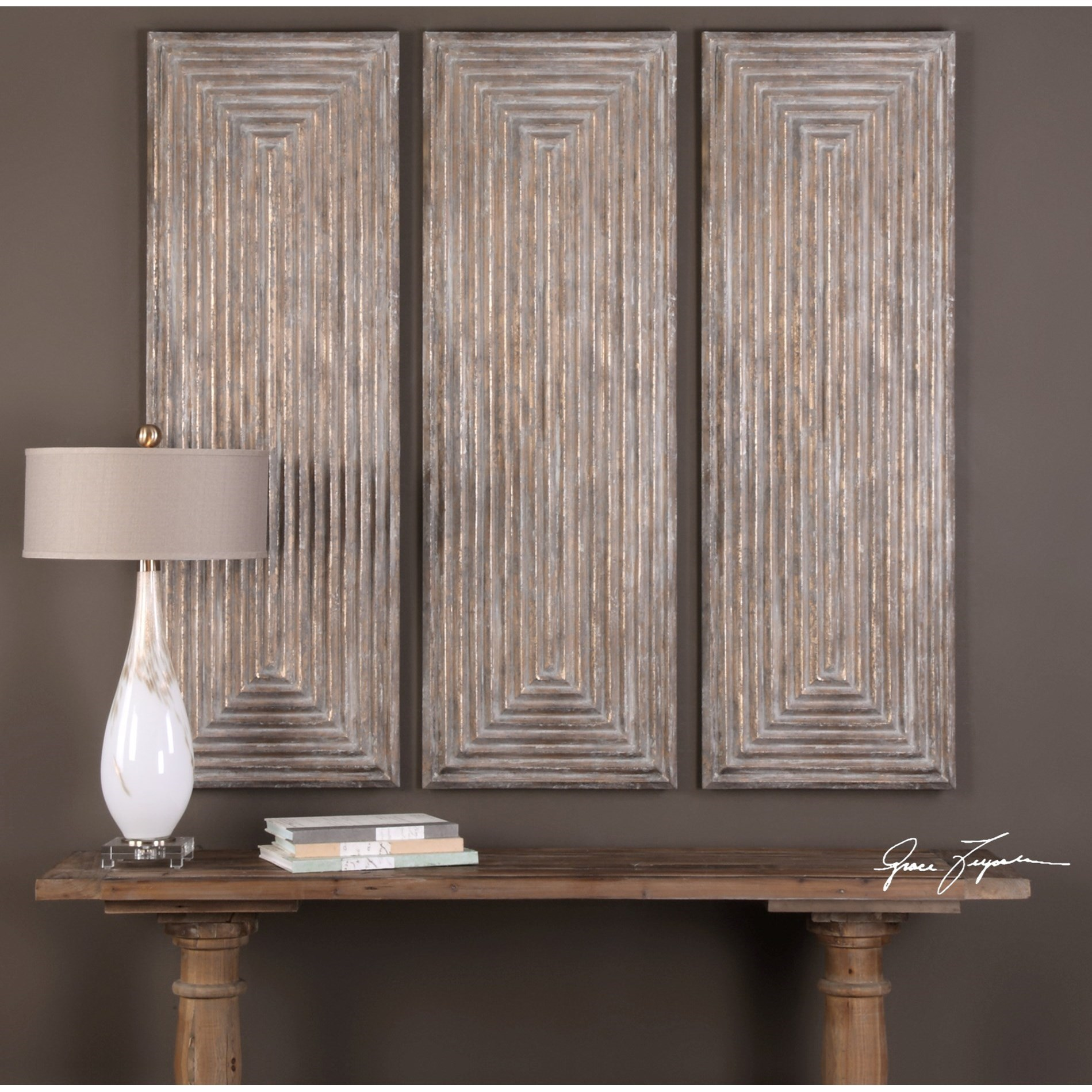 Best Uttermost Alternative Wall Decor 04060 Lokono Panel Del This Month