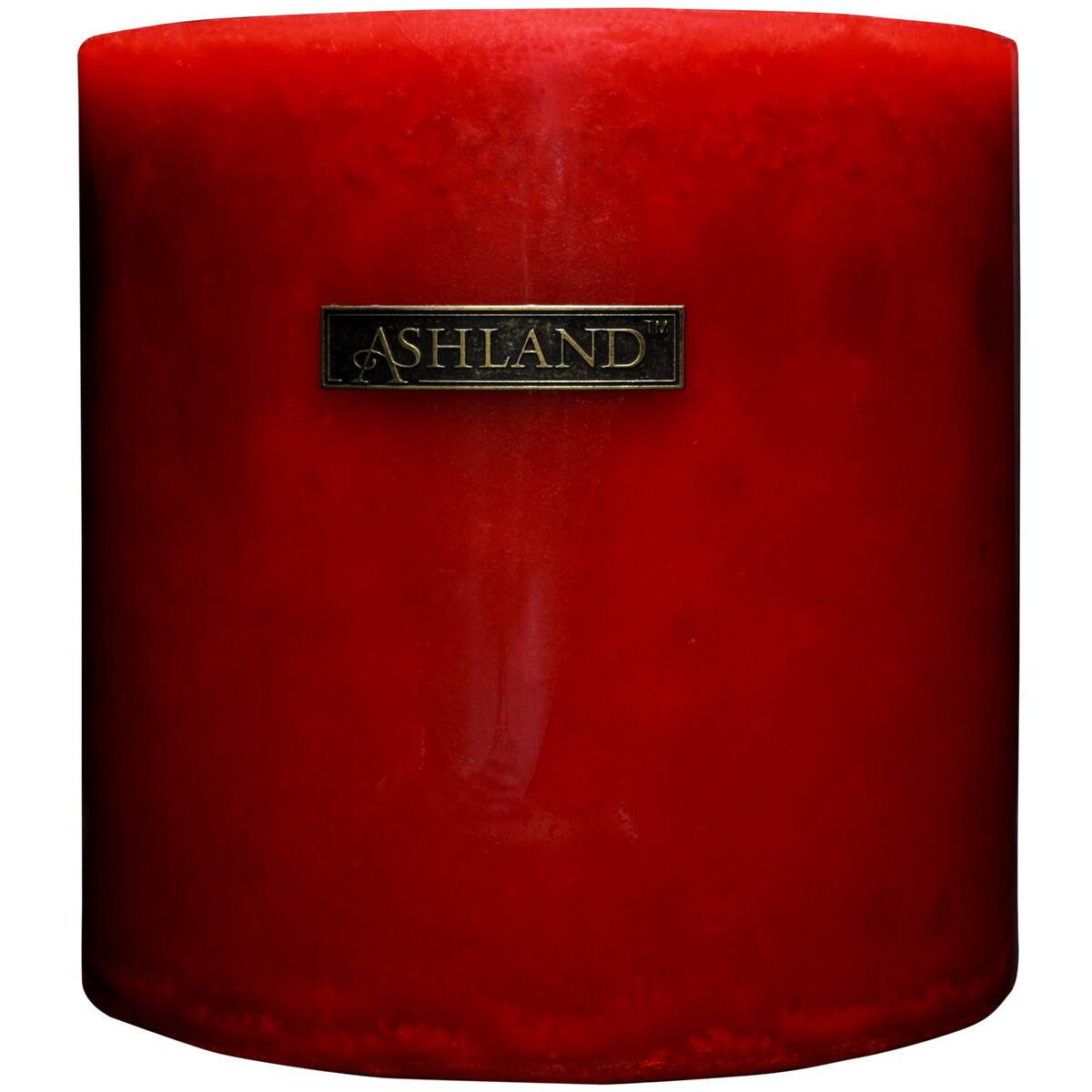 Best Juicy Apple Mottled Pillar Candle By Ashland® Decor Scents™ This Month