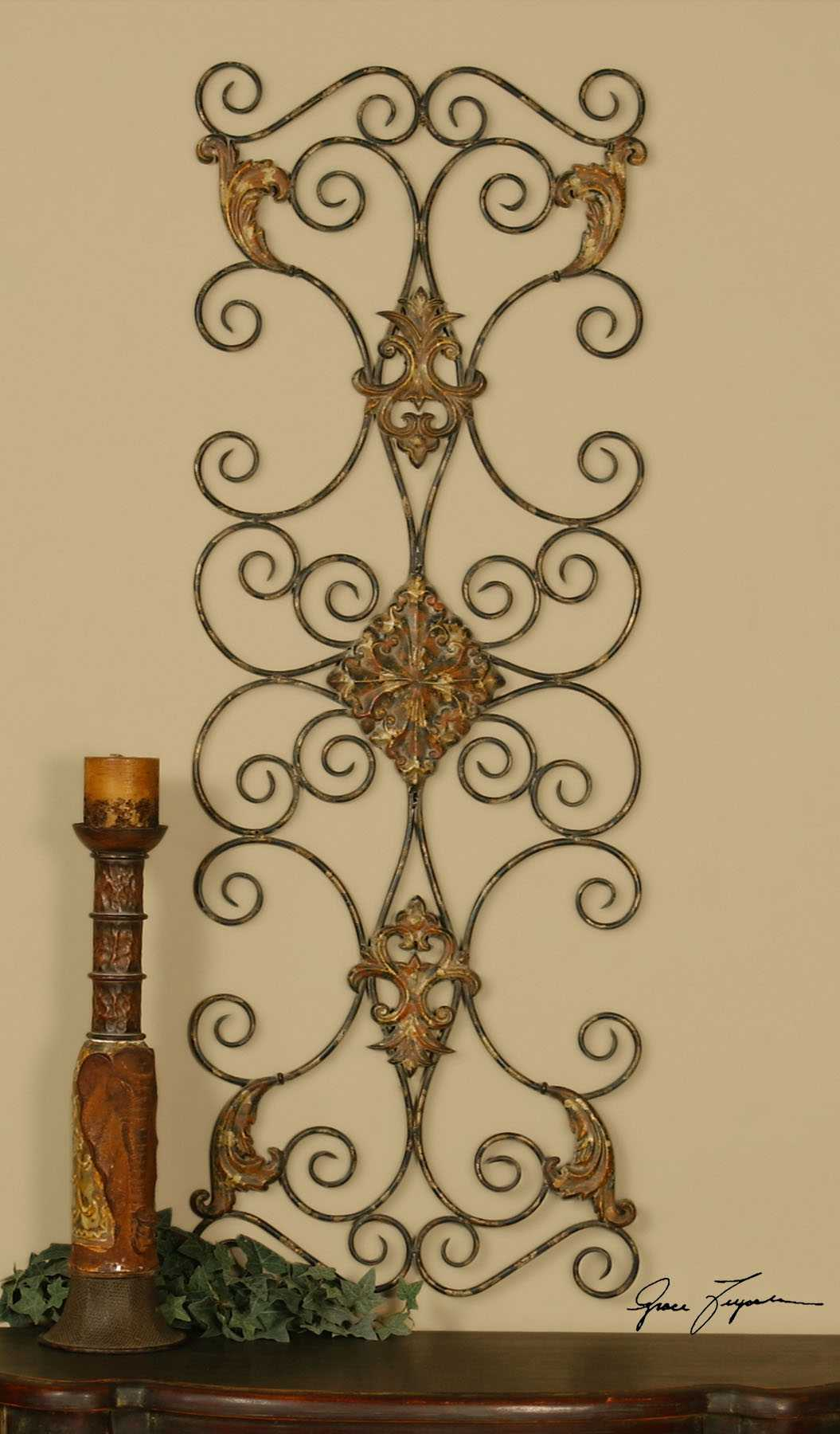 Best Uttermost Fayola Metal Wall Art Ut13318 This Month