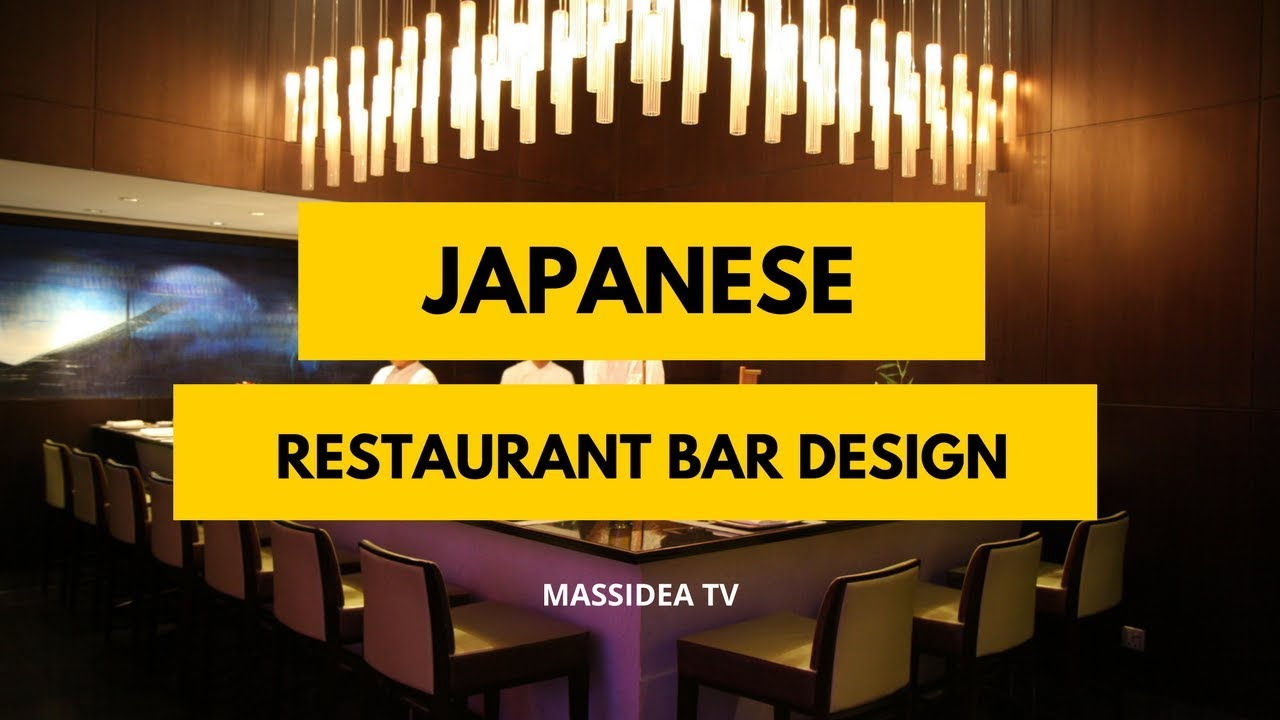 Best 100 Best Japanese Restaurant Bar Design Ideas Youtube This Month