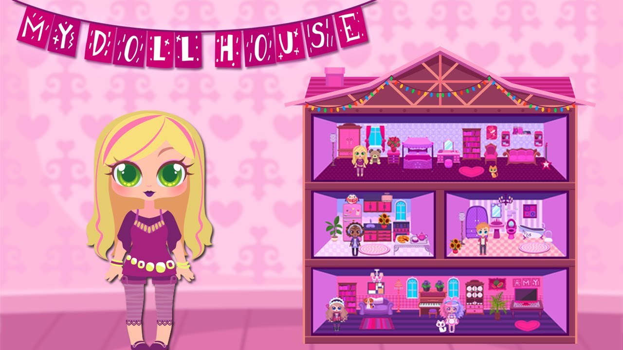 Best My Doll House Design And Decoration Game For Iphone And This Month