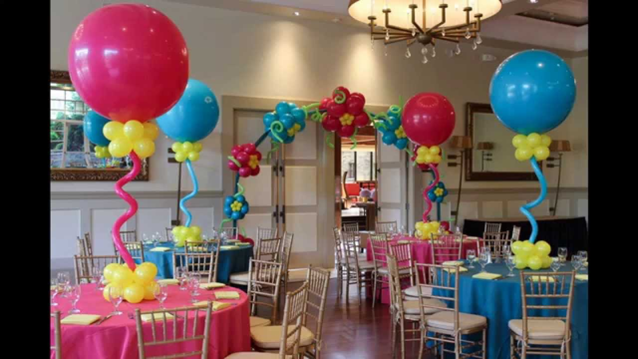 Best Creative Baby Shower Balloon Decorating Ideas Youtube This Month