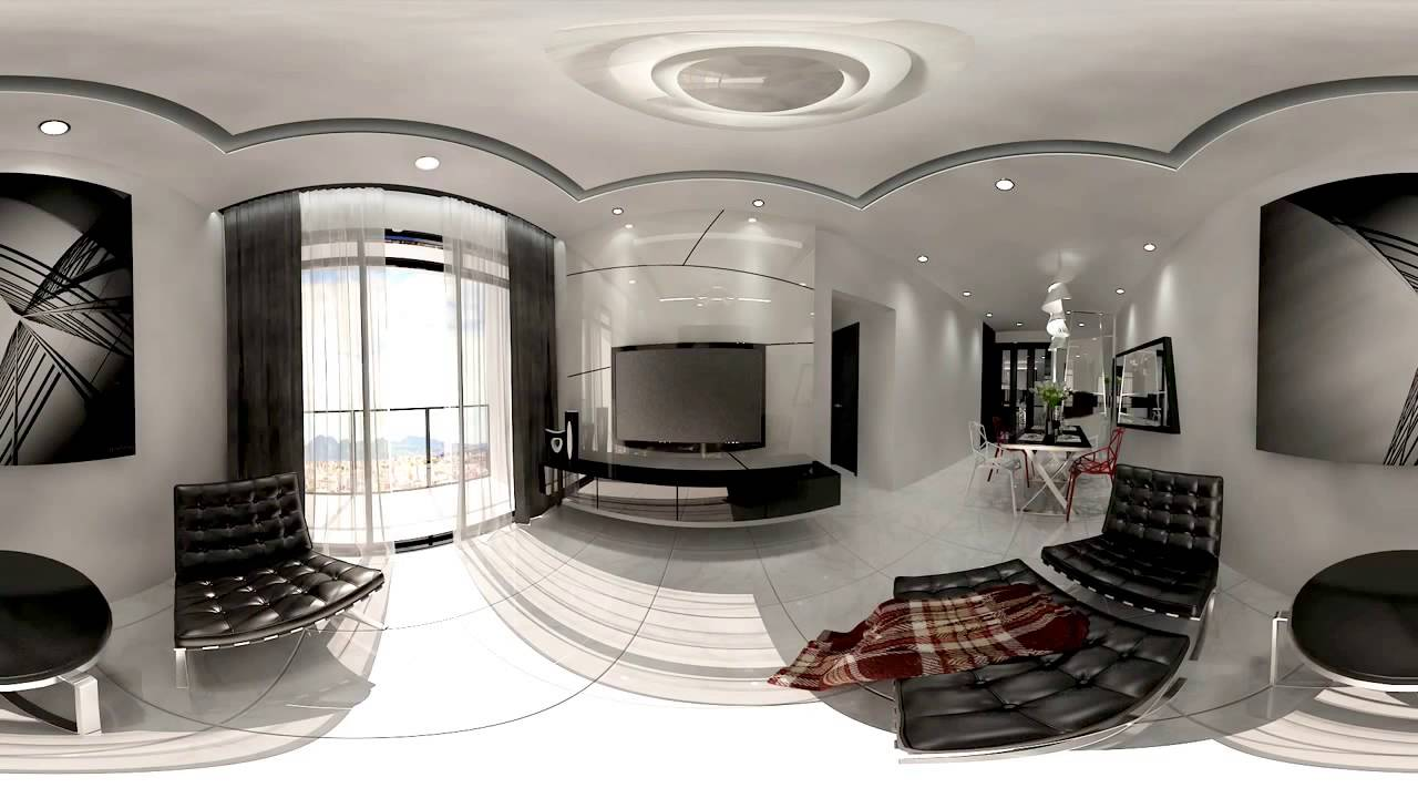 Best 3D Interior Design 360 Degree Video Youtube This Month