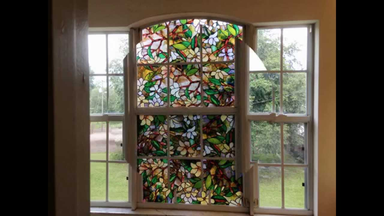 Best Home Depot Magnolia Artscape Window Film Youtube This Month
