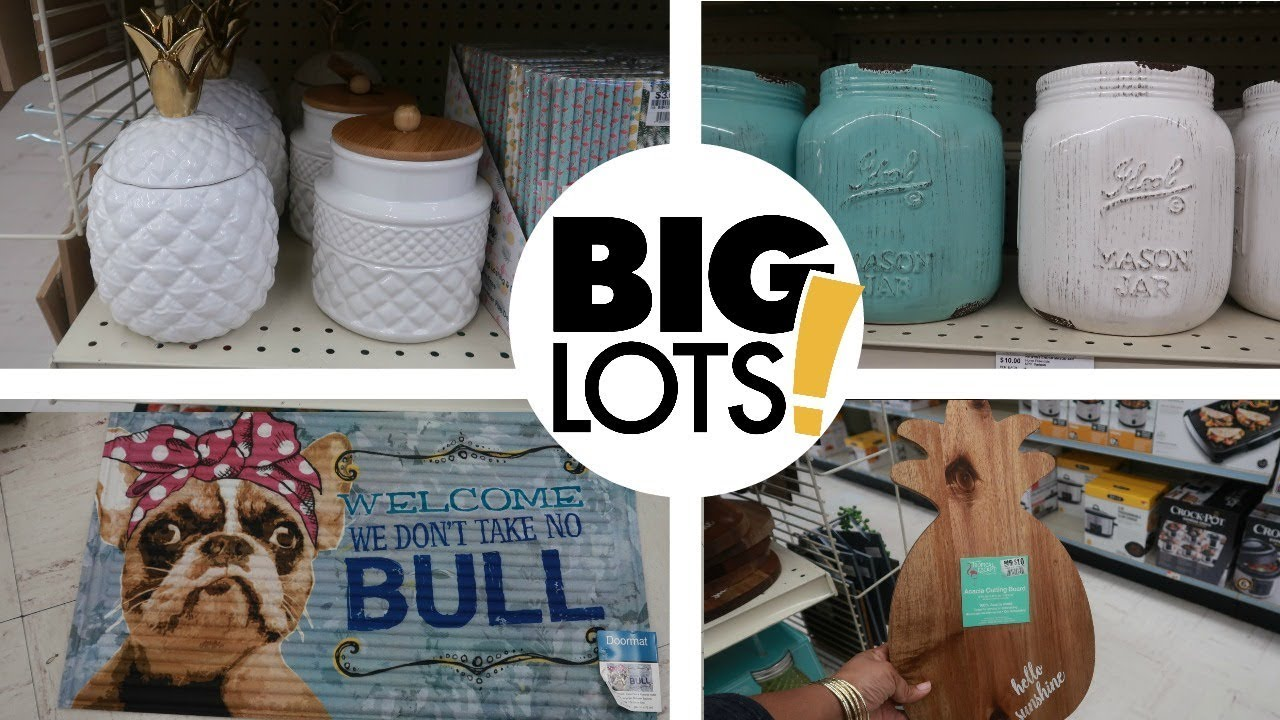 Best Big Lots Shopping New Home Decor 2019 Come With Me This Month