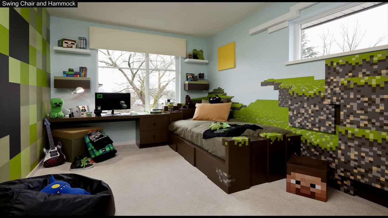 Best Minecraft Bedroom Decorations In Real Life Youtube This Month