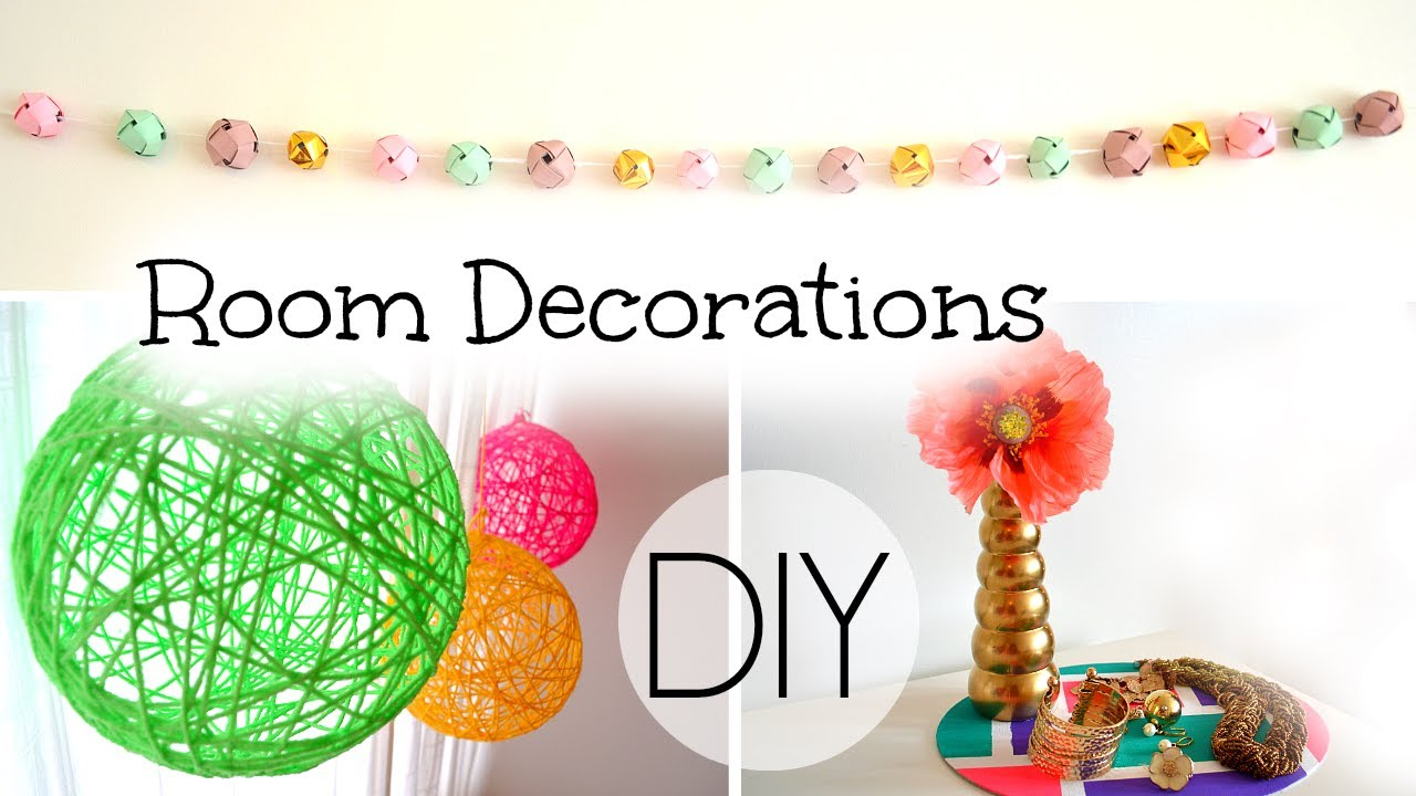 Best Diy Spring Summer Room Decorations Youtube This Month