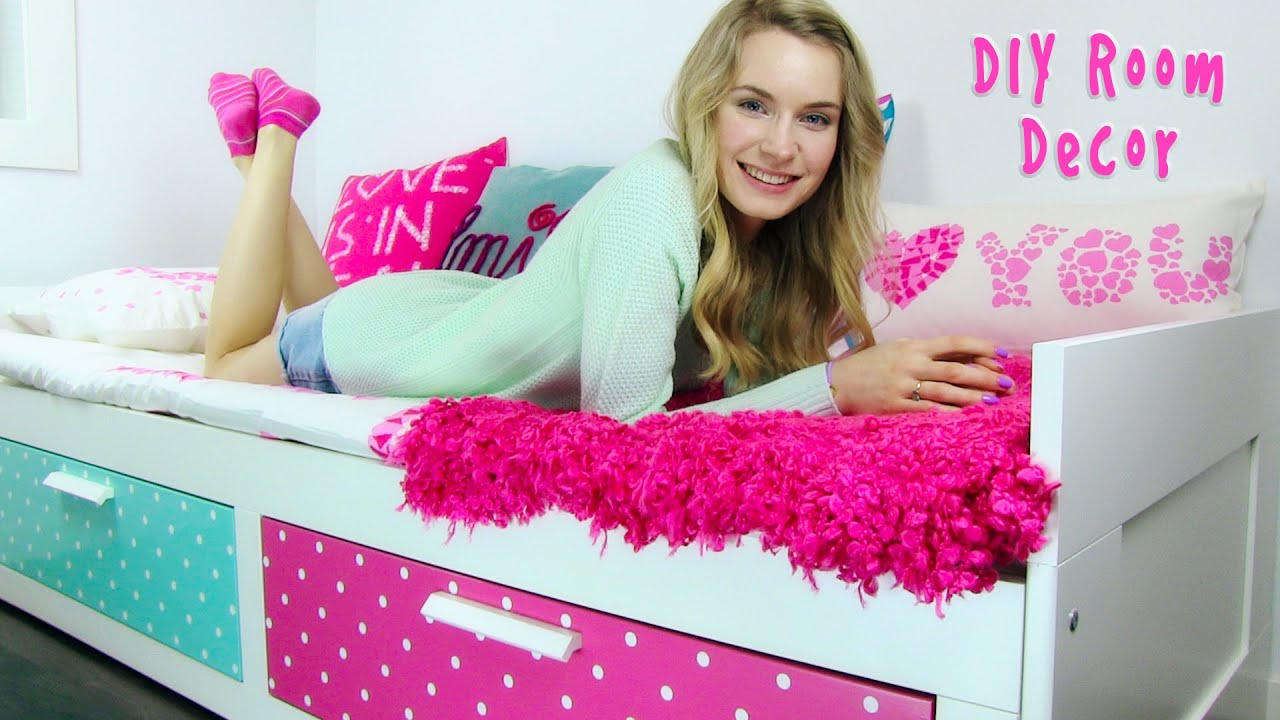 Best Diy Room Decor 10 Diy Room Decorating Ideas For Teenagers This Month