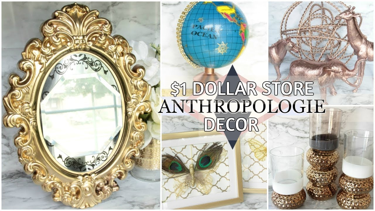 Best Dollar Store Diy Home Decor Youtube This Month