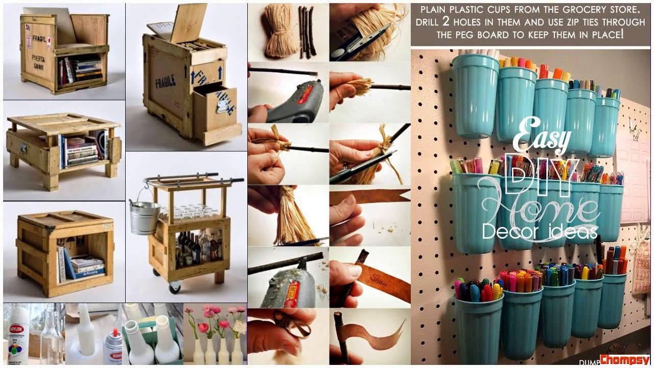 Best Top 40 Easy Home Decorating Ideas Tour 2018 Diy Crafts This Month