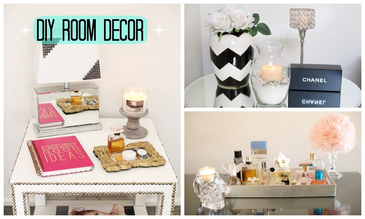 Best Diy Room Decor Cute Affordable Room Decorations Youtube This Month