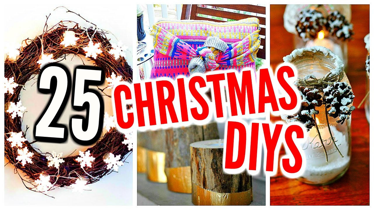 Best 25 Diy Christmas Decorations Holiday Room Decor Crafts This Month