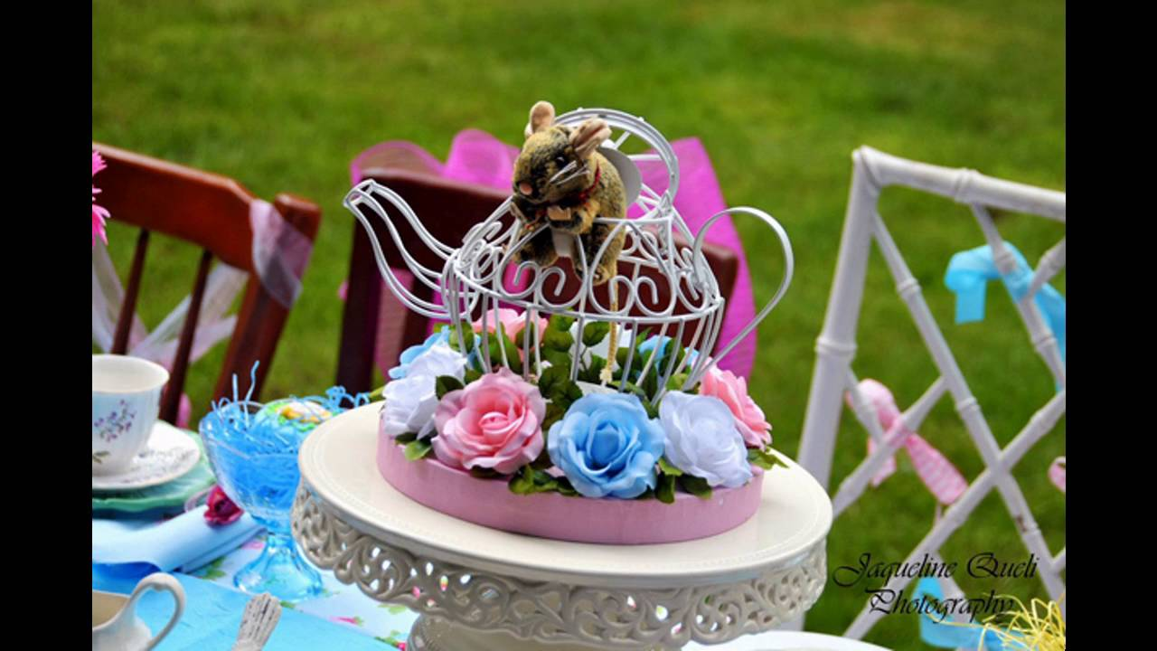 Best Alice In Wonderland Party Decoration Ideas Youtube This Month