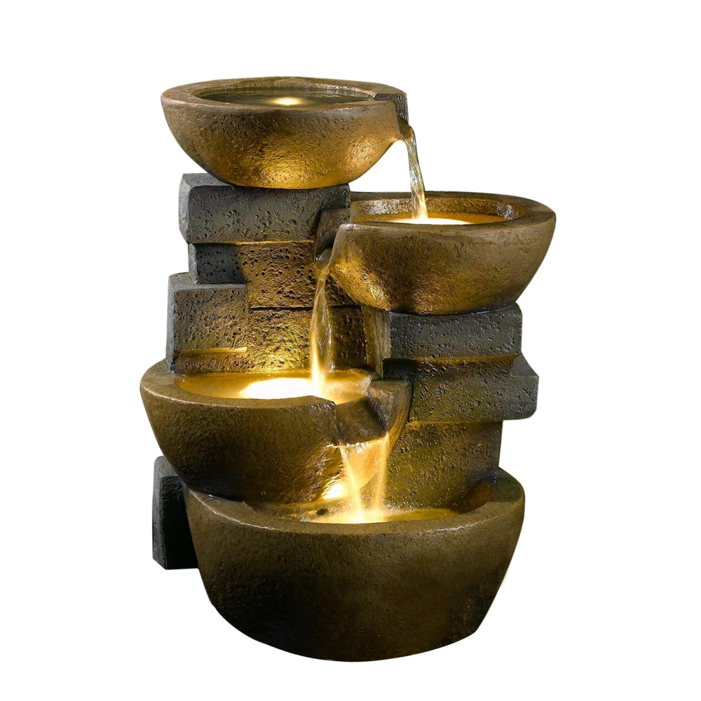 Best Kontiki Water Features Decorative P*T Fountains Pots This Month