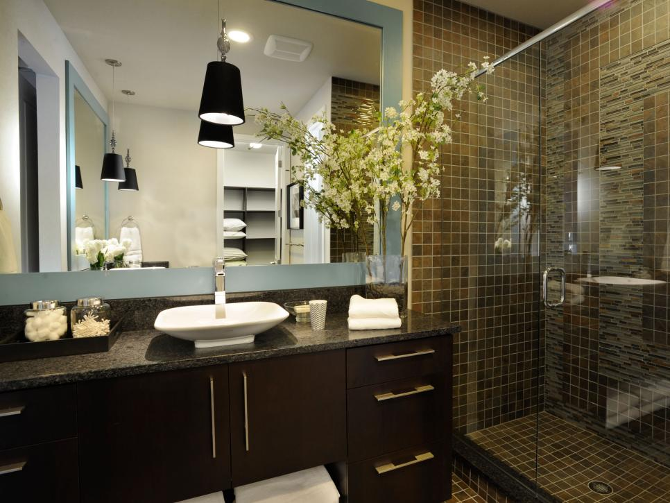 Best Bathroom Decorating Tips Ideas Pictures From Hgtv Hgtv This Month