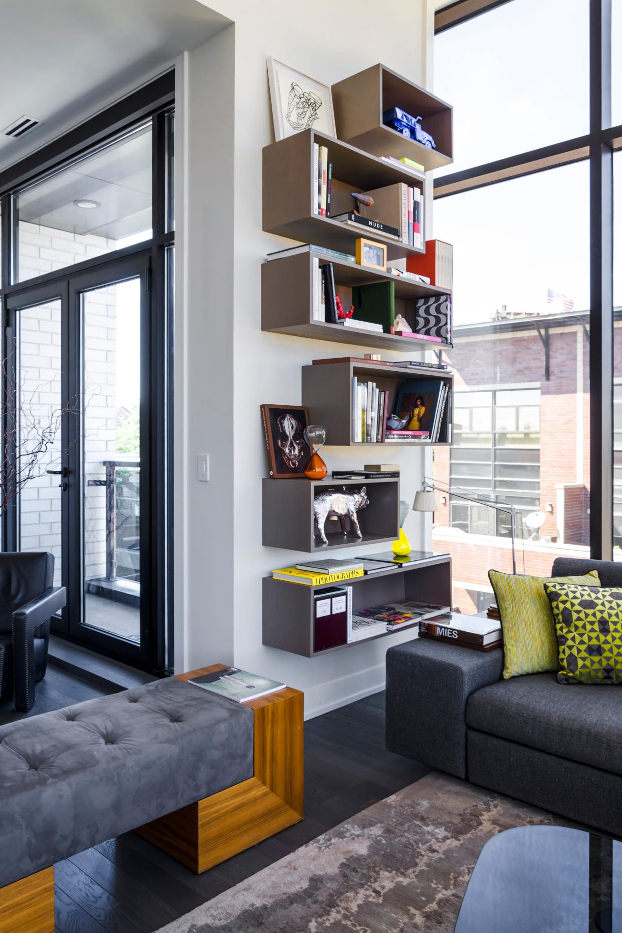 Best 12 Ways To Decorate With Floating Shelves Hgtv S This Month
